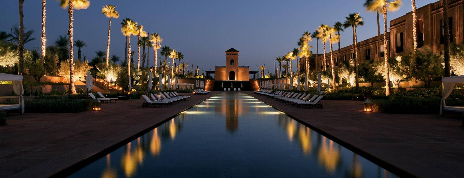 Ouverture Hotel Marrakech