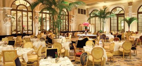 Palm Court @ Plaza Hotel