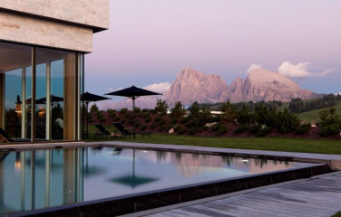 The Alpina Dolomites Lodge, Italie