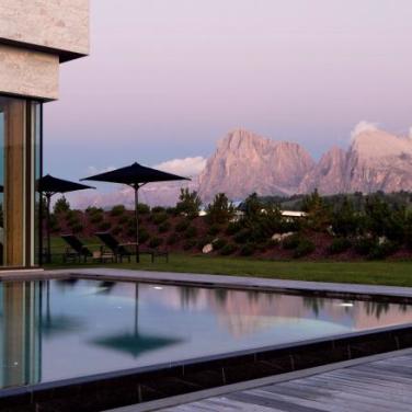 The Alpina Dolomites Lodge, Italie