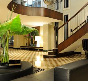 Hotel Charleston Bogota, Colombie