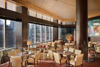 Lobby @ Mandarin Oriental