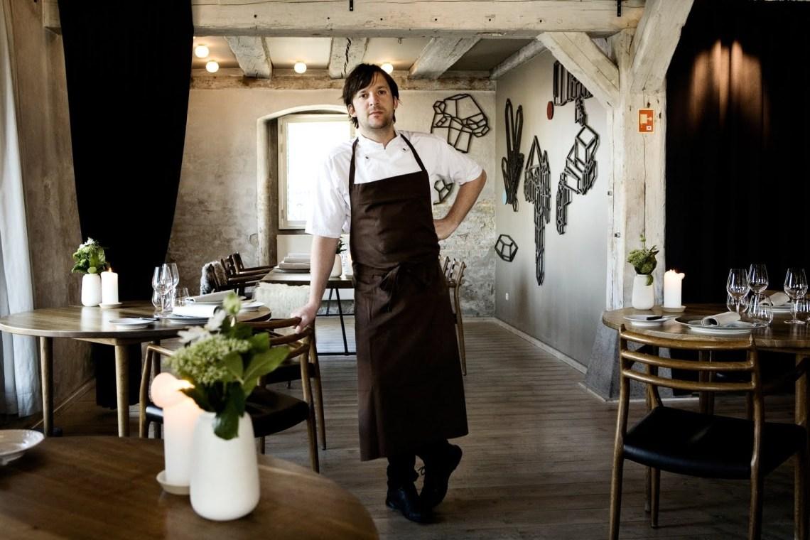 Le Chef René Redzepi du Noma @ Copenhague, élu meilleur restaurant du Monde