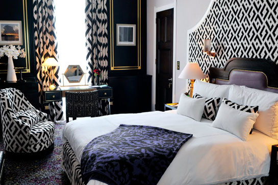 Chambre Claridge's Hotel Londres