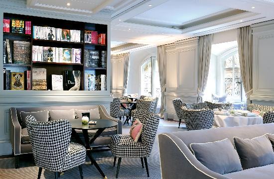 Lobby Hôtel de Vendôme Paris