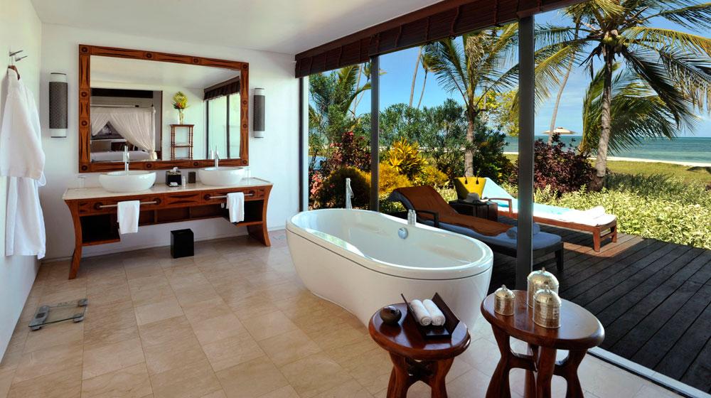 hôtel de luxe zanzibar