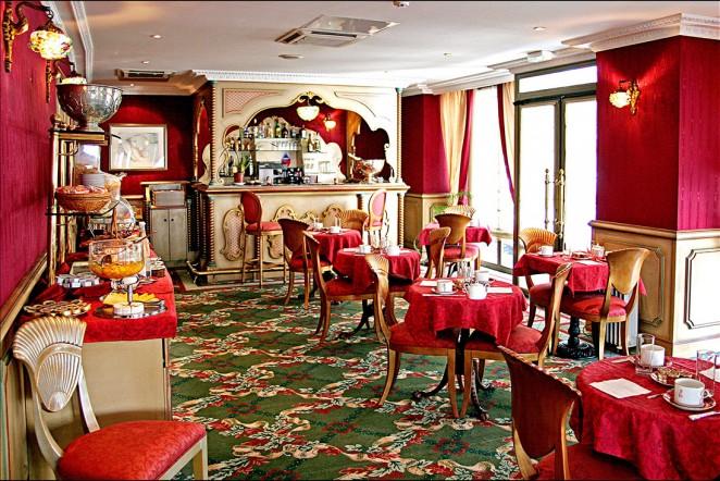 Villa Eugenie Hotel de Paris