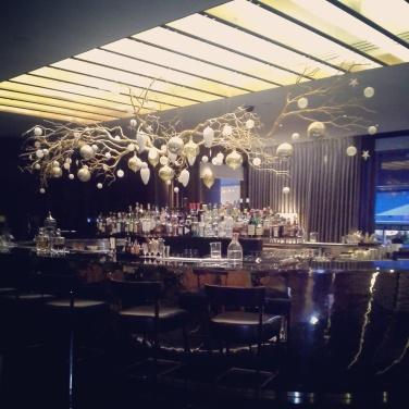 Bar du Bulgari Hotel