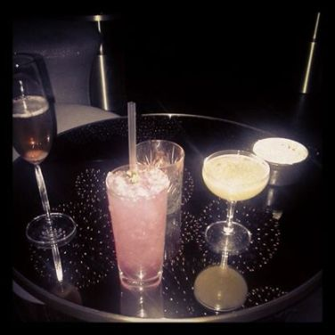 Bar du Mondrian Hotel