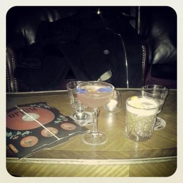 Cocktails & Dim Sum